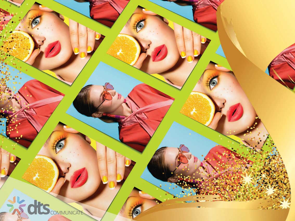 New Digital Print Side Photo DTS Australia CMYK Parramatta Sydney Fast Print Business Cards Envelope Printing